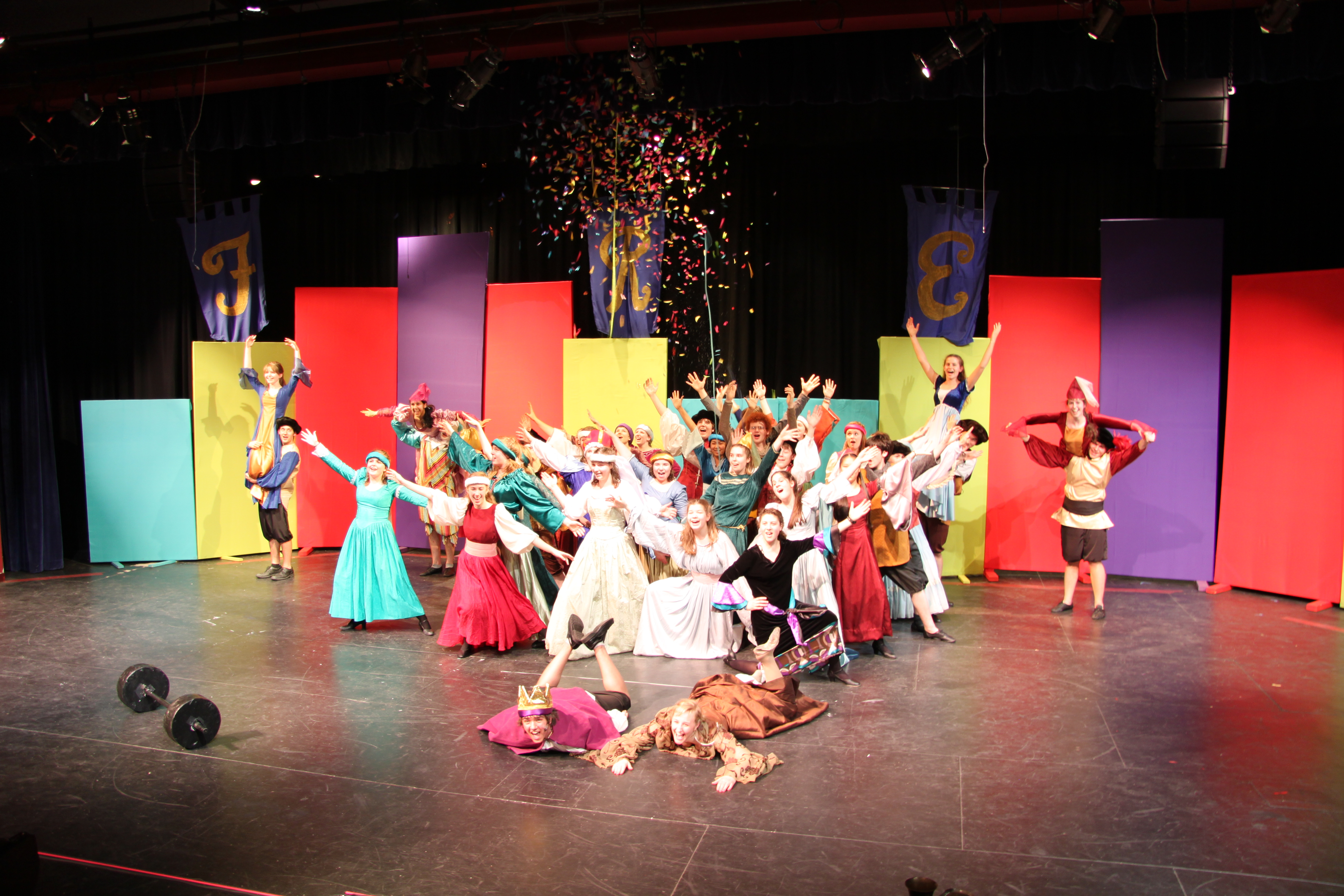 Once Upon a Mattress: A Play Review