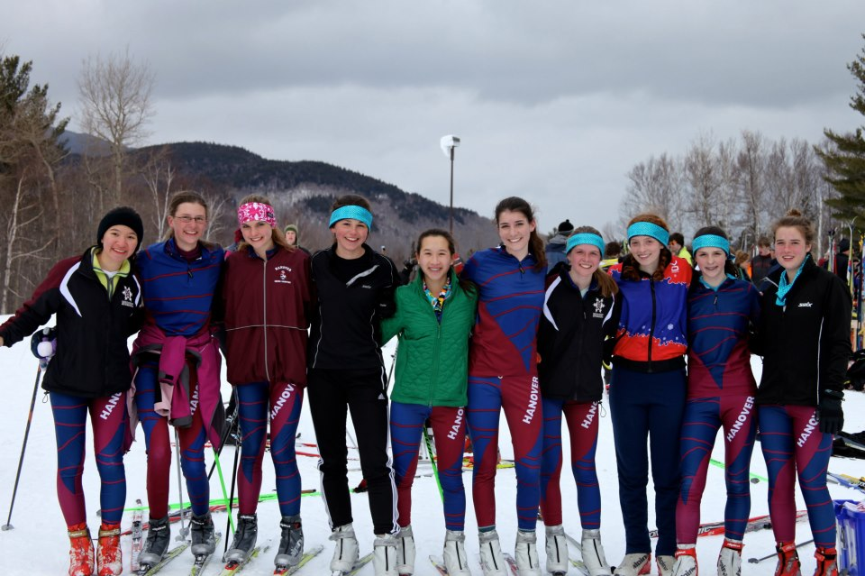 Alpine Ski Team 2013 Photo by Elise Austin-Washburn