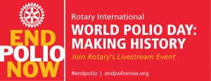 World Polio Day Rectangle Banner