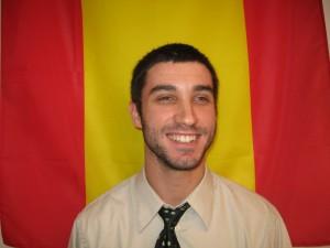 Jarrod Shaheen. Photo by Broadside Staff.