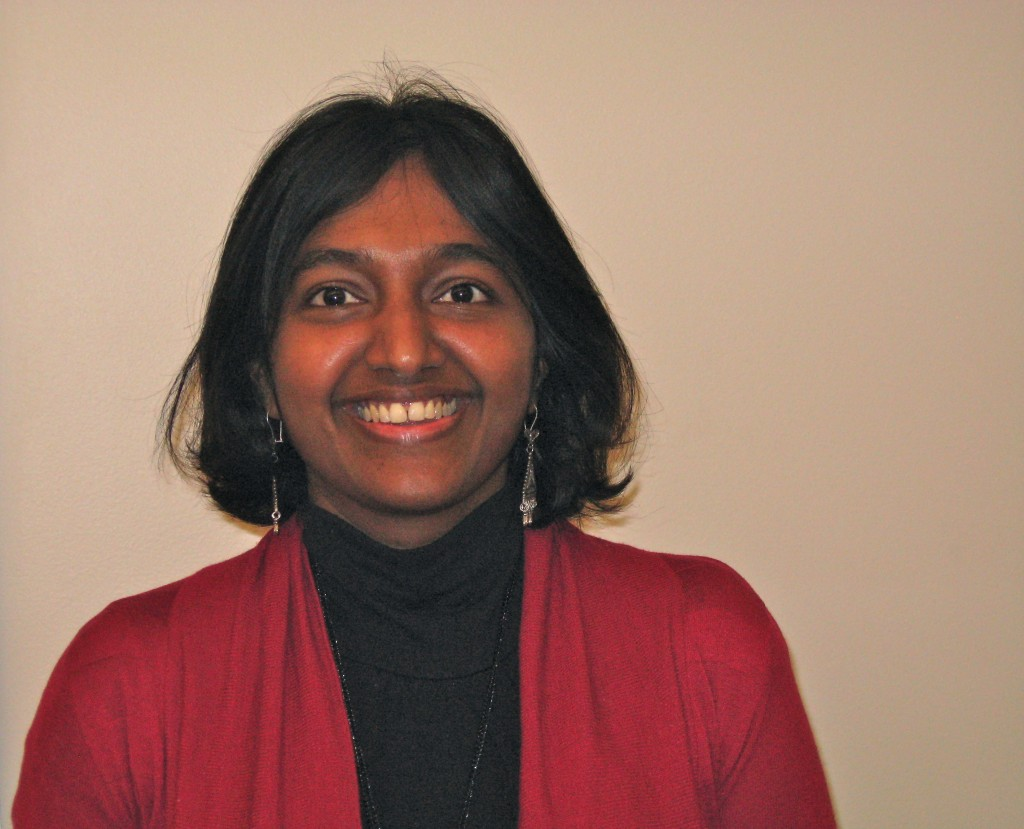 Subhadra Srinivasan. Photo by Broadside Staff.