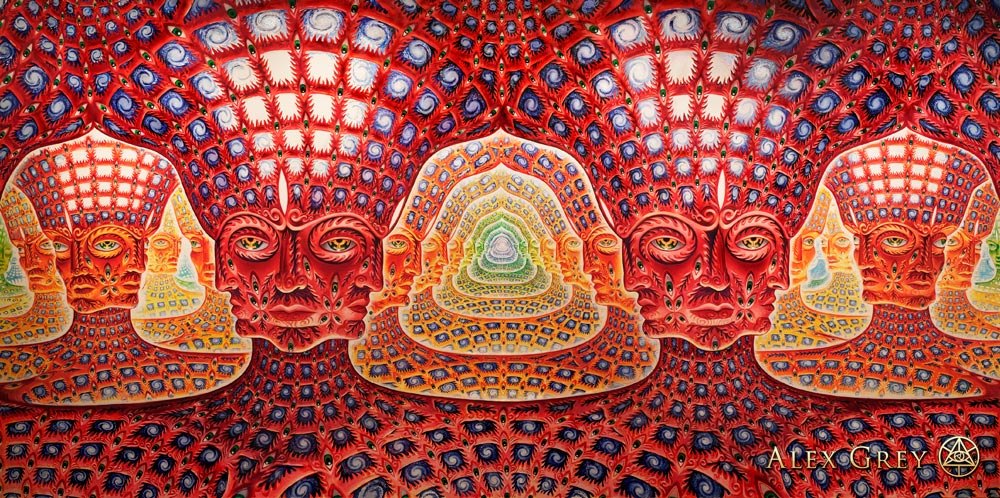 Alex Grey: Net-of-Being