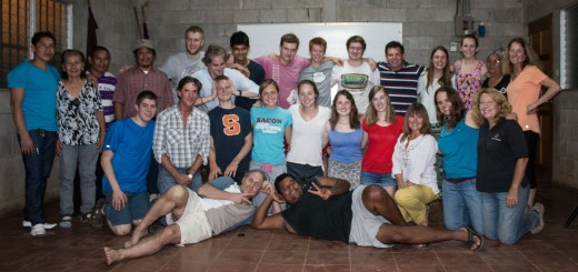 Full Nicaragua Group  Photo courtesy of Conrad Koehler