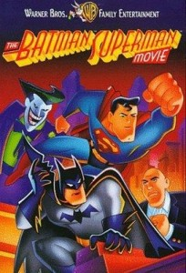 The Batman Superman Movie: World's Finest (1997) Property of Warner Bros