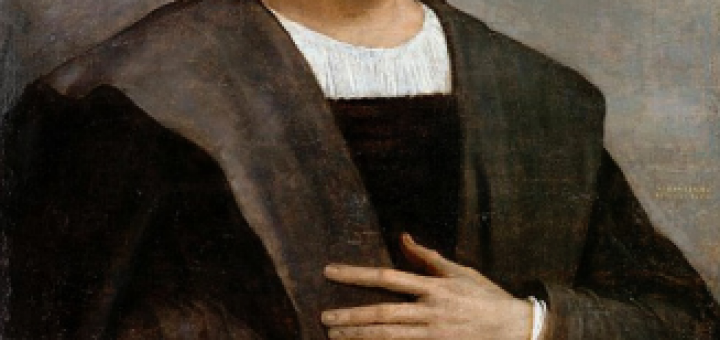 A portrait that supposedly depicts Christopher Columbus. Source: https://en.wikipedia.org/wiki/Christopher_Columbus