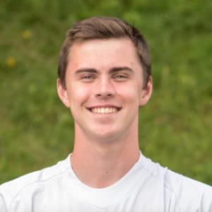 2018 Varsity Boys Soccer Captain, Sam Pych